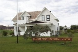 Museum (Prairie West Historical Society)