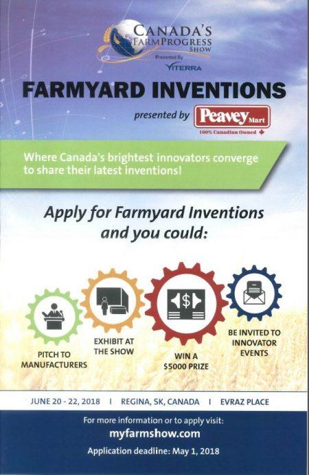 Farmyard Inventions