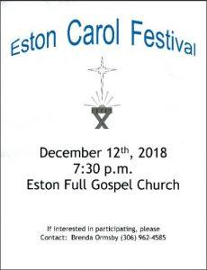 Carol Festival