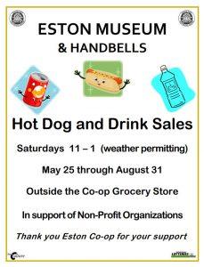 Hot Dog Sales @ Central Plains Co-Op