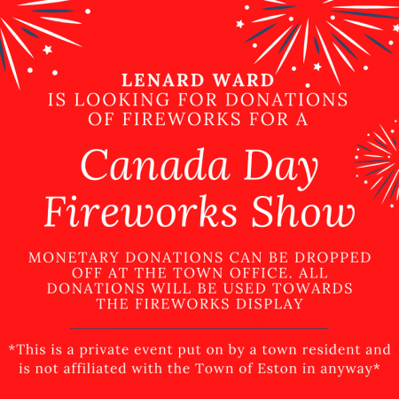July 1st Fireworks